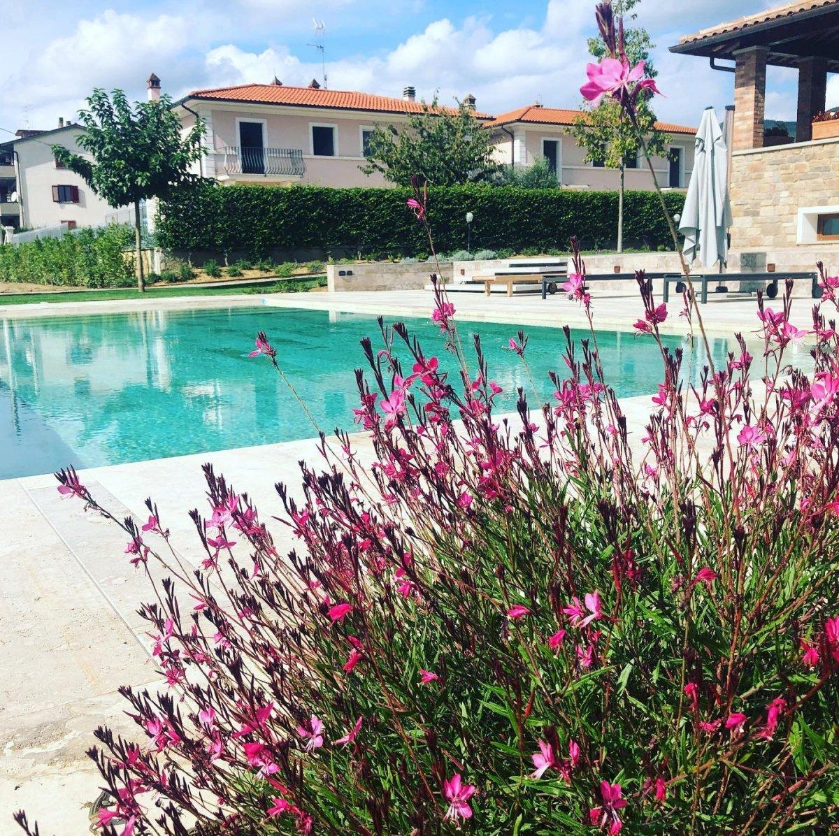Villa privata | Le realizzazioni di Fabbri Vivai